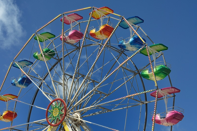 Immaculate Asset Management and Maintenance at Amusement Parks