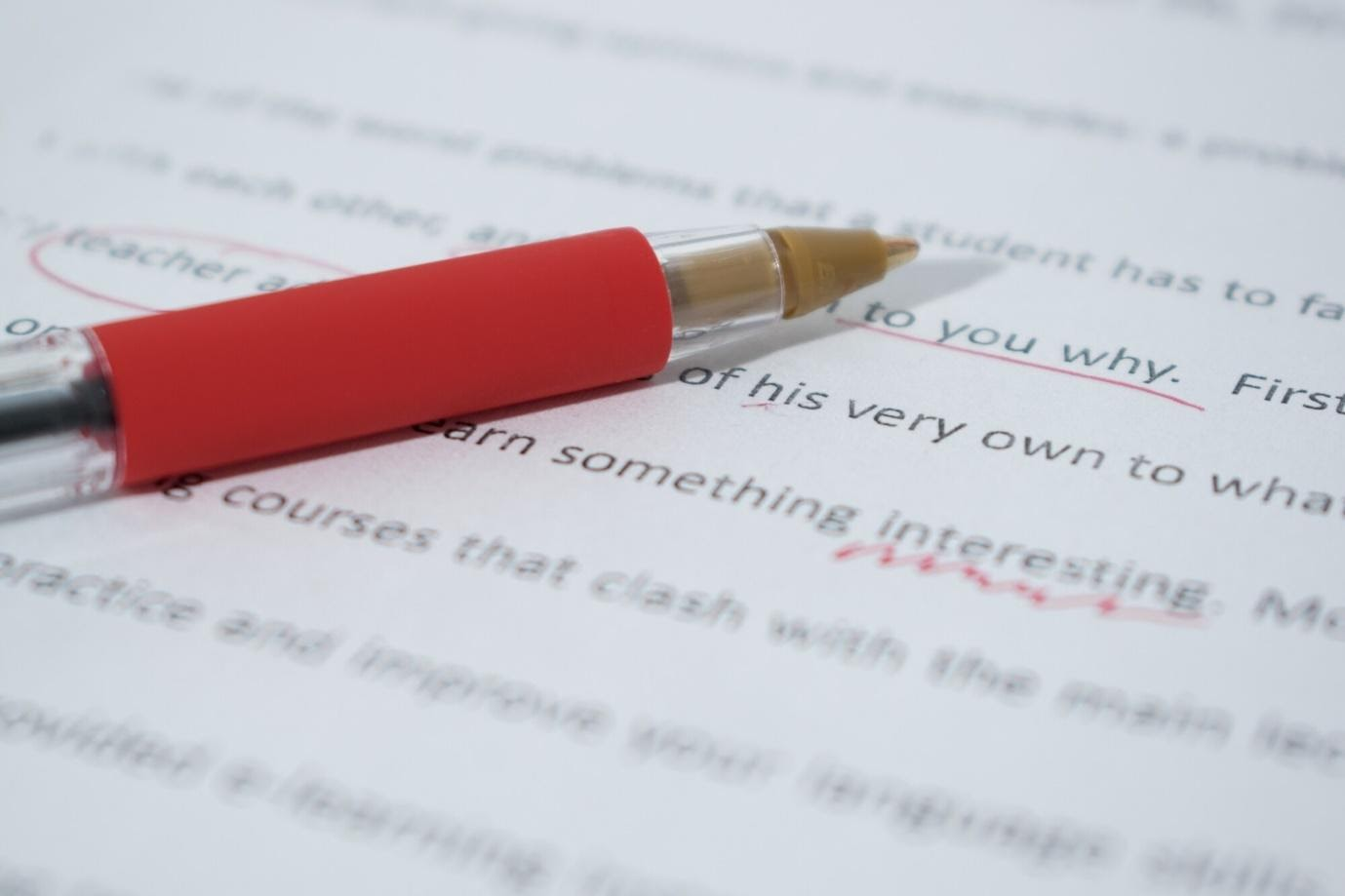 Is That a Spelling Error? 10 Proofreading Tips